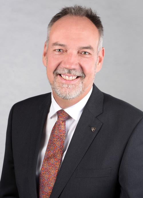 Bürgermeister Thomas Gneißl